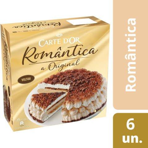 Carte D'Or Romântica -