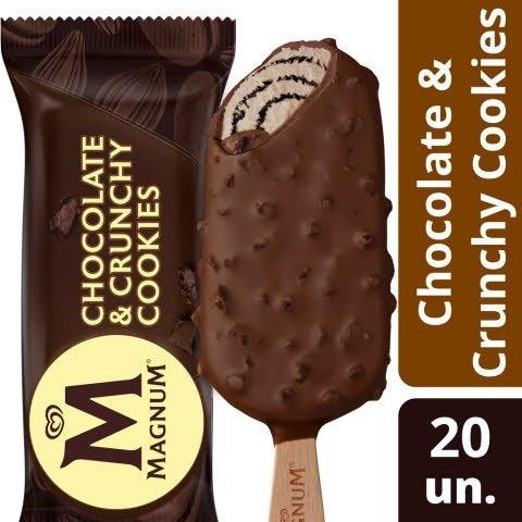 Magnum Chocolate & Cookies -