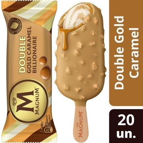 Magnum Double Gold Caramel -