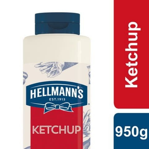 Hellmann's Ketchup 950 Gr -