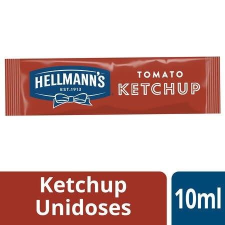Hellmann's Ketchup unidoses 1x(198x10ml) -
