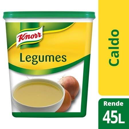 Knorr caldo pasta Legumes 1Kg -