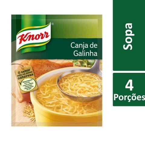 Knorr Canja de Galinha - Knorr Creme de Marisco é o seu braço direito - a cor, textura e sabor do marisco, em 5 minutos.