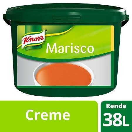 Knorr creme desidratado Marisco 2,5Kg -