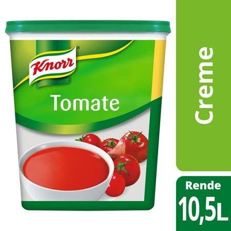 Knorr creme desidratado Tomate 810Gr -