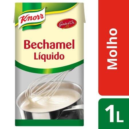 Knorr Garde D'Or molho líquido Béchamel 1Lt -
