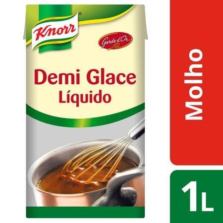 Knorr Garde D'Or molho líquido Demi Glace 1Lt -