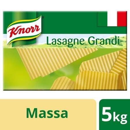Knorr massa Lasanha 5Kg -