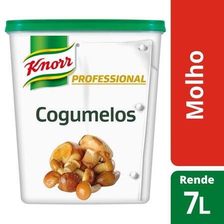 Knorr Profissional molho desidratado Cogumelos 1,08Kg -