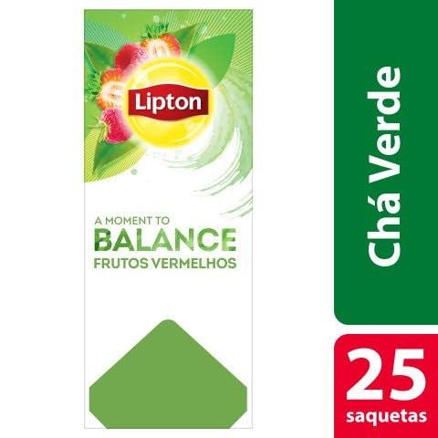 Lipton chá Verde Frutos Vermelhos -