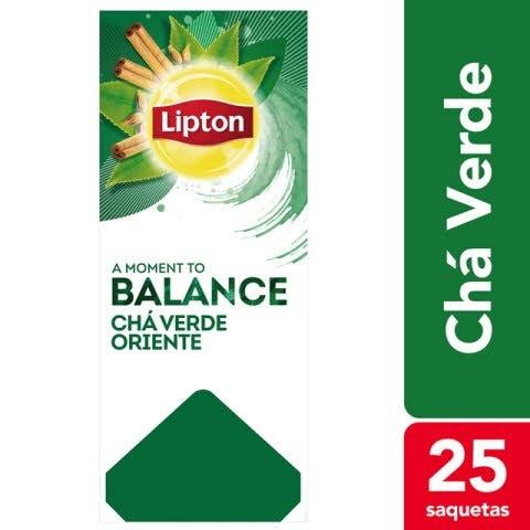 Lipton chá verde Green Tea Orient -