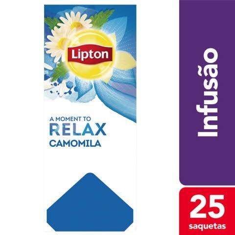 Lipton infusão Camomila -