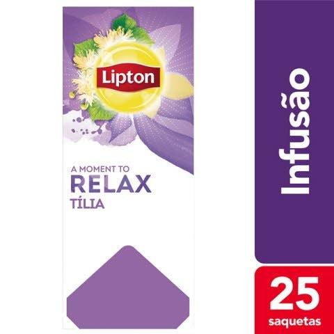 Lipton infusão Tília -