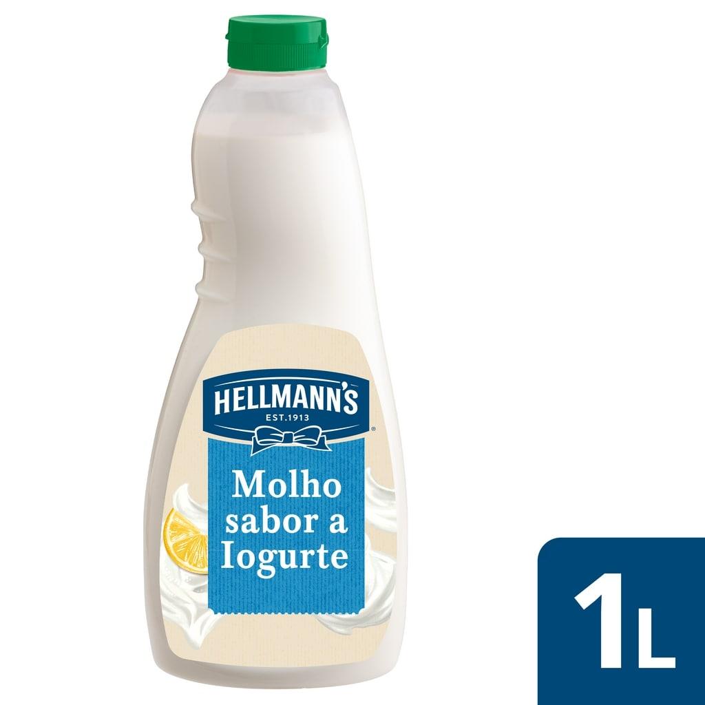 Hellmann's molho para saladas Iogurte 1Lt
