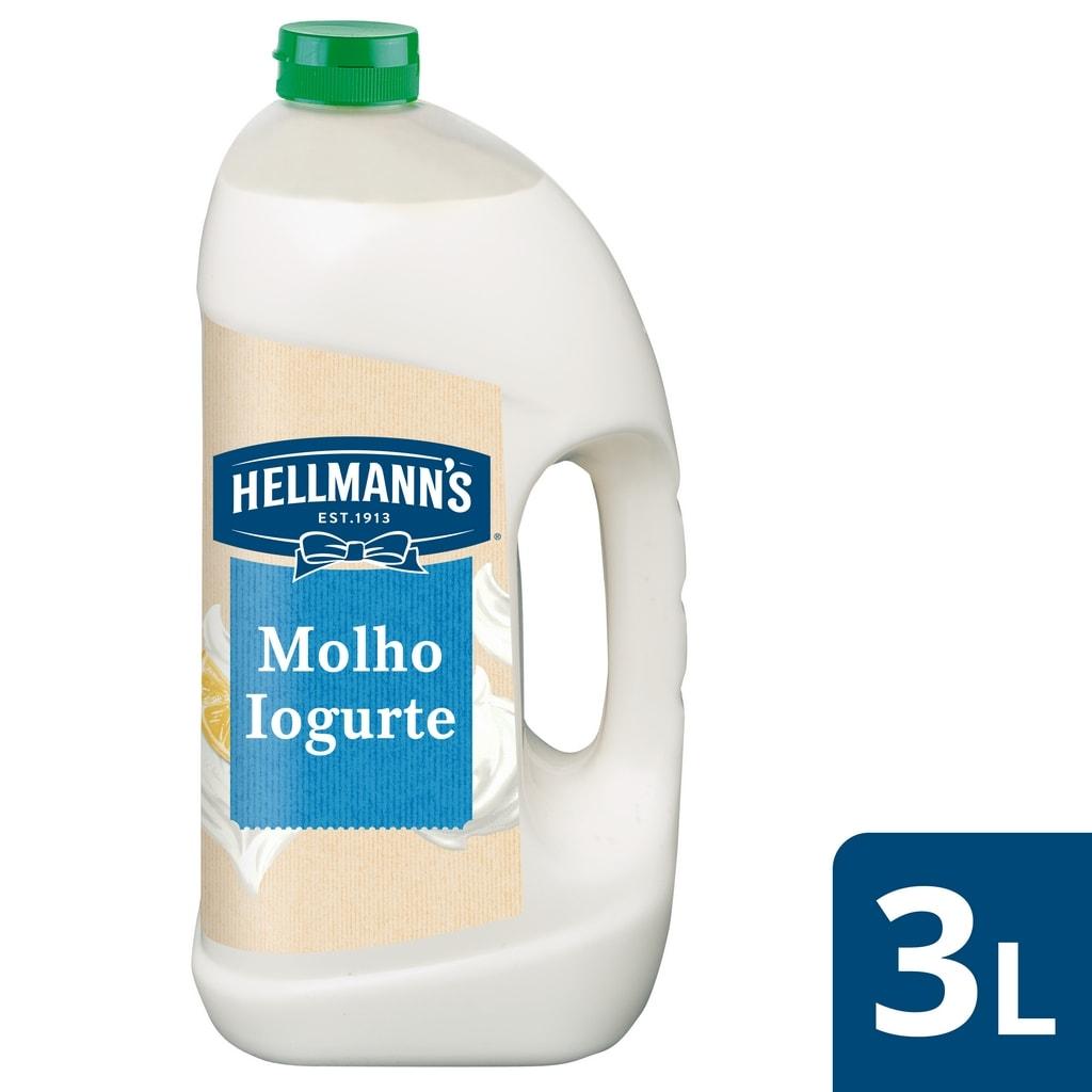 Hellmann's molho para saladas Iogurte 3Lt -